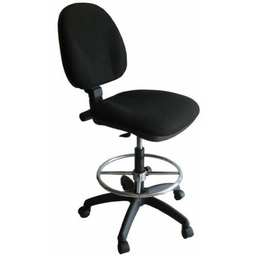 1040 MEK ERGO BA840 fekete szövet magas ülésmagasságú forgószék