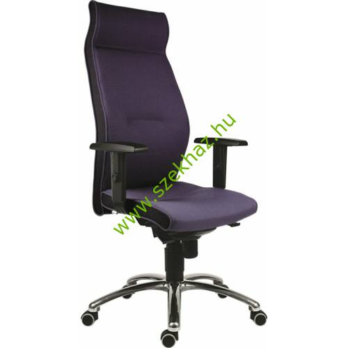 1824 LEI 24 órás felsőkategóriás karfás vezetői szék